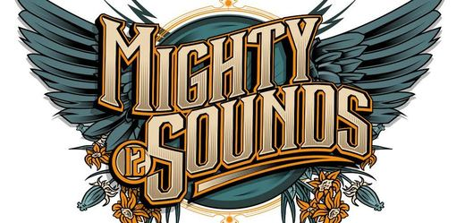 Logo Mighty Sounds.