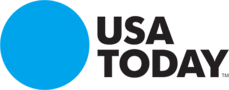 Logo USA Today.