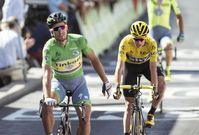 Tour de France a Peter Sagan.