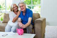 Důchod se od ledna zvýší o stovky korun