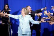 Clintonová se stala prezidentskou kandidátkou