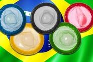 Olympiáda mezi kondomy