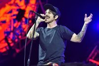 Anthony Kiedis, frontman kapely Red Hot Chili Peppers.