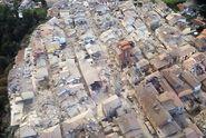 Zemětřesení v Itálii: desítky mrtvých, pohřešují se stovky lidí