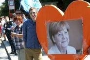 ŽIVĚ: Merkelová: Migrace? Česko a Německo mají podobné názory