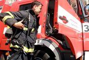 VIDEO: Na pražském Barrandově hoří filmové kulisy