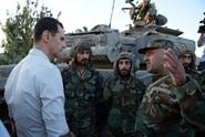 Asadova armáda slaví úspěch, dobyla symbol odporu