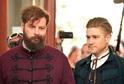 Obvodní soud pro Prahu 1 se začal 29. června zabývat případem členů skupiny Ztohoven, kteří podle obžaloby loni na podzim vyvěsili nad Pražský hrad obří červené trenýrky místo prezidentské standarty. Trojici umělců - Davidu Honsovi (na snímku vlevo), Matěji Hájkovi (na snímku vpravo) a Filipu Crhákovi - hrozí až tři roky vězení.