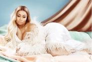 Tady roste nový Kardashian! Těhotná Blac Chyna se fotila nahá