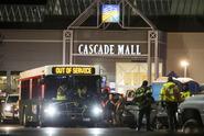 Policie zatkla muže podezřelého ze střelby v obchodním centru