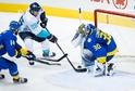Výběr Evropy porazil Švédy a zahraje si finále Světového poháru.