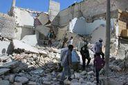 Řešení nehledají Američané ani Rusové, míní syrský básník