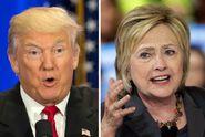 Zbraně, rasismus, IS. V debatě Clintonové s Trumpem padla i obvinění