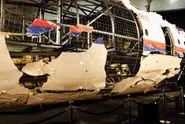 Civilní let MH17 sestřelil Buk z Ruska, raketa vylétla z území separatistů
