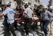 Vzkaz USA Kremlu: Boje v Aleppu spustí útoky na ruská města
