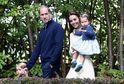 Britská královská rodina je na oficiální návštěvě Kanady.