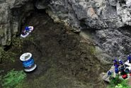 Hranická propast je nejhlubší zatopenou jeskyní světa