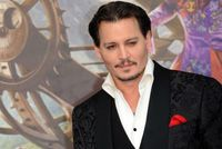 Herec Johnny Depp.