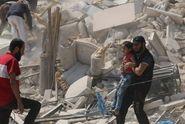 Peklo Aleppo. Naděje ve městě ničení a umírání