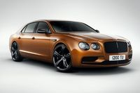 To je nový člen rodiny Bentley Flying Spur.