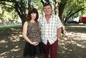 Pavel Trávníček s manželkou Monikou čekají syna.