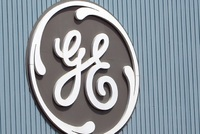 Logo General Electric.