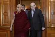 Herman: Zeman osobně mi řekl, že přijmu-li dalajlamu, mého strýce nevyznamená