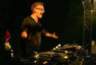 Andy Fletcher z Depeche Mode.