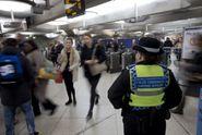 Hrozba teroru: policie v Londýně posílila bezpečnost metra