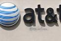 Logo společnosti AT&T.