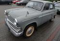 Sovětský automobil Moskvič 403 vyráběný automobilkou MZMA (Moskevská továrna na výrobu malolitrážních automobilů) od roku 1963 do roku 1965.