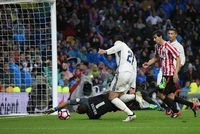 Real Madrid porazil Bilbao