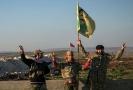 Syrské kurdské milice.