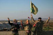 Kurdové pomohou dobývat Rakku, potvrdili Američané