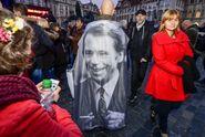 Tisíce lidí přišly na alternativní oslavy 28. října