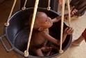 Dětem v Nigérii hrozí hladomor.