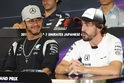 Lewis Hamilton a Fernando Alonso. Mohlo by toto duo fungovat?