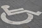 Logo pro postižené (ilustrační foto).