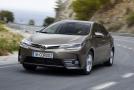 Toyota Corolla ve své nejnovější podobě.