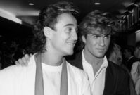 George Michael a Andrew Ridgeley.