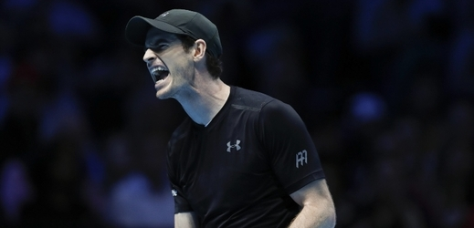 Tenista Andy Murray.