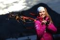 Gabriela Koukalová opět po roce vévodí Světovému poháru.