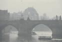 Smog dusí Prahu.