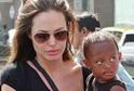 Angelina Jolie a Zahara.