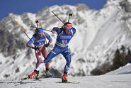 ŽIVĚ: Finále biatlonového MS. O medaile jedou tři Češi