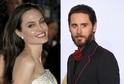 Angelina Jolie a Jared Leto.