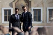 Tenisový král v Praze! Federer přijel propagovat Laver Cup