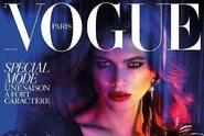 Na obálce Vogue bude sexy modelka, která se narodila jako muž!