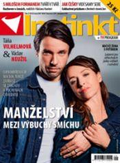 Aktuální vydání magazínu Instinkt.