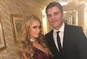 Paris Hilton a Chris Zylka.